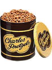 Charles Pretzels: True Traditional Pretzel Taste Delivered Right to Your Door