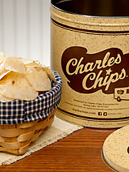 Charles Chips Are Still Light, Crisp, and Tasty
