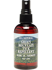 Green Mountain Tick Repellent