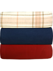 6 oz. Flannel Sheet Set