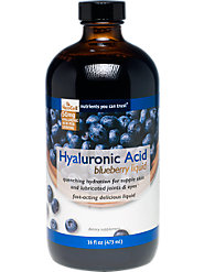 Hyaluronic Acid, an Essential Lubricant for Joints, Skin, and Eyes, in a High-Absorption Liquid