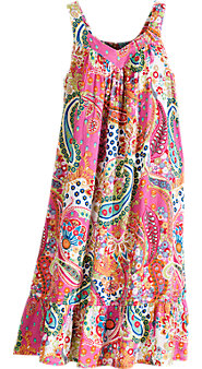 Womens Pretty In Paisleys Nightgown