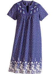 Delightful Garden Nightgown