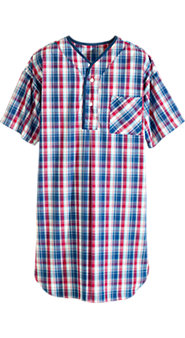 Nautical Nights All-Cotton Nightshirt