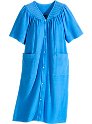 Wear-About Terry Robe