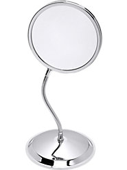 Gooseneck Travel Mirror