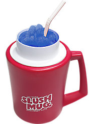 The Original Slush Mug Turns Your Favorite Beverage into a Frozen Slushee in Minutes