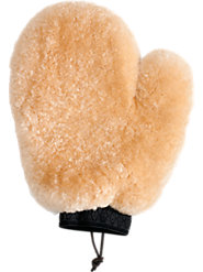 Lambswool Duster Mitt