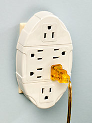 Westinghouse 6-Outlet Adapter