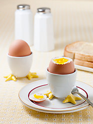 Egg Cups With Feet (Pkg of 4)