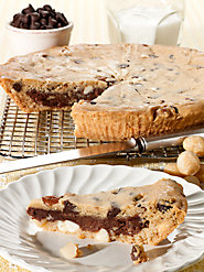 Ultimate Chocolate Cookie Pie