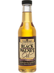 Black Walnut Oil, the Deliciously Earthy Compliment For Both Cooking and Finishing