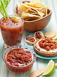 Chesapeake Bay Crab Salsa