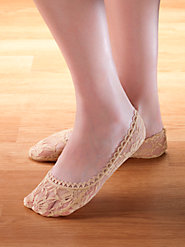 Lace Peds (Pkg. of 3 Pairs)