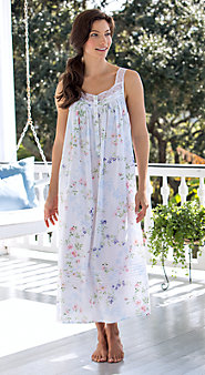 Womens Eileen West Garden Of Dreams Nightgown