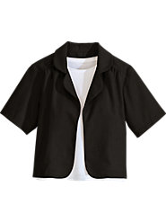 Short-Sleeve Jacket
