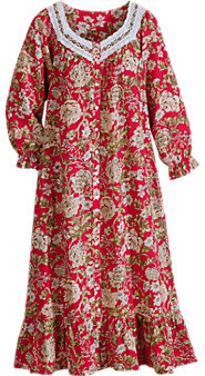 Women's Country Garden Robe