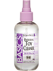 Dr. Laura Berman Toy Cleaner