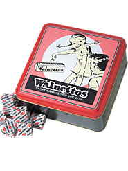 Walnettos: A Chewy Walnut-and-Caramel Matinee Favorite