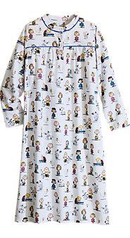 Classic Peanuts Girls' Nightgown
