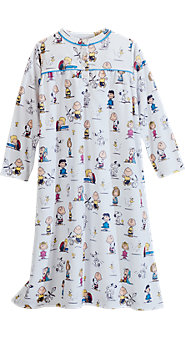 Peanuts Nightgown For Toddlers