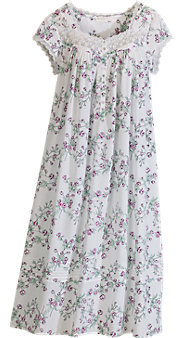 Eileen West Rose Blossom Nightgown