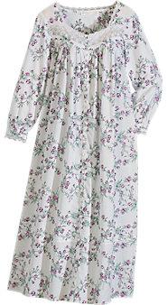 Women's Eileen West Rose Blossom Robe