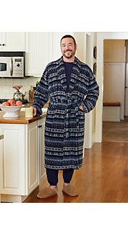 Men's Northern Explorer Fleece Robe