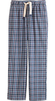 Cotton Flannel Lounge Pants