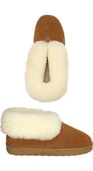 Women's Australian Sheepskin Booties