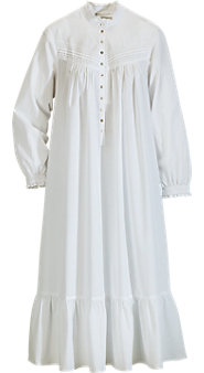 Eileen West Pinafore Nightgown