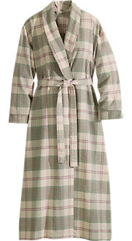 Women's Portuguese Flannel Robe