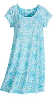 Miss Elaine Interlock Nightgown