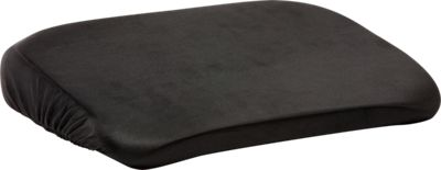 auto seat riser wedge shaped car seat cushion. Black Bedroom Furniture Sets. Home Design Ideas