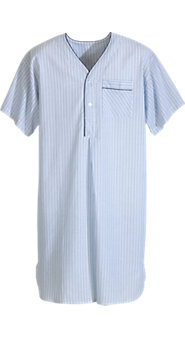 Ultra-Light Cotton Nightshirt