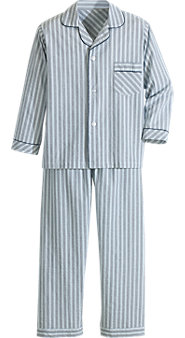 Men's Seersucker Pajamas