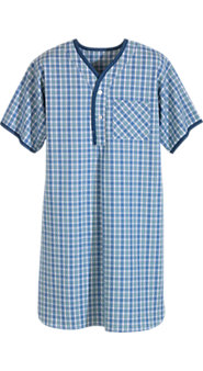 Madras Nightshirt