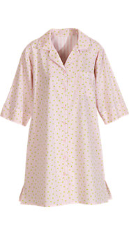 Stripes and Roses Nightshirt