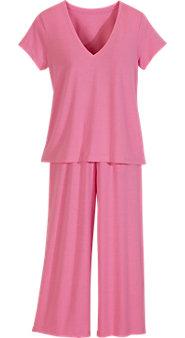 Women's Dream-Come-True Capri Pajama Set