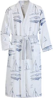 Men's Regatta Velour Robe
