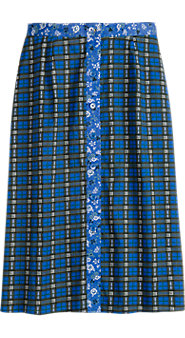 Women's Lanz Of Salzburg Kerstin Plaid Skirt