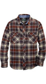 Mens Lightweight Flannel Shirt