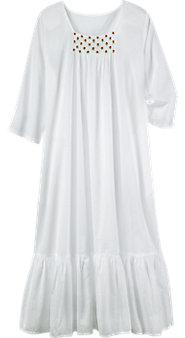 Women's Cuddle-Brush Gown:
