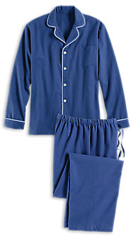 Mens Portuguese Flannel Pajama Set