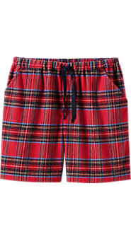 Portuguese Flannel Sleep Shorts