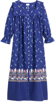 Womens Lanz Spring Bouquet Robe