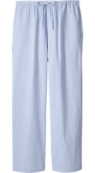 Men's Seersucker Lounge Pants