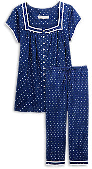 Womens Eileen West Summer Blues Pajamas