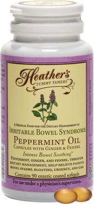 Peppermint oil pills for ibs