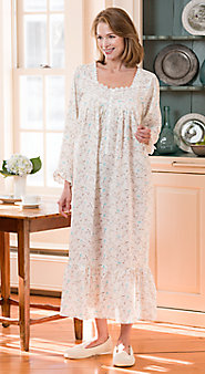 Womens Eileen West Pacific Day Dreams Nightgown